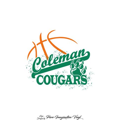 Coleman Cougars Logo