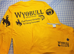 WYOBULL Custom Event Shirts