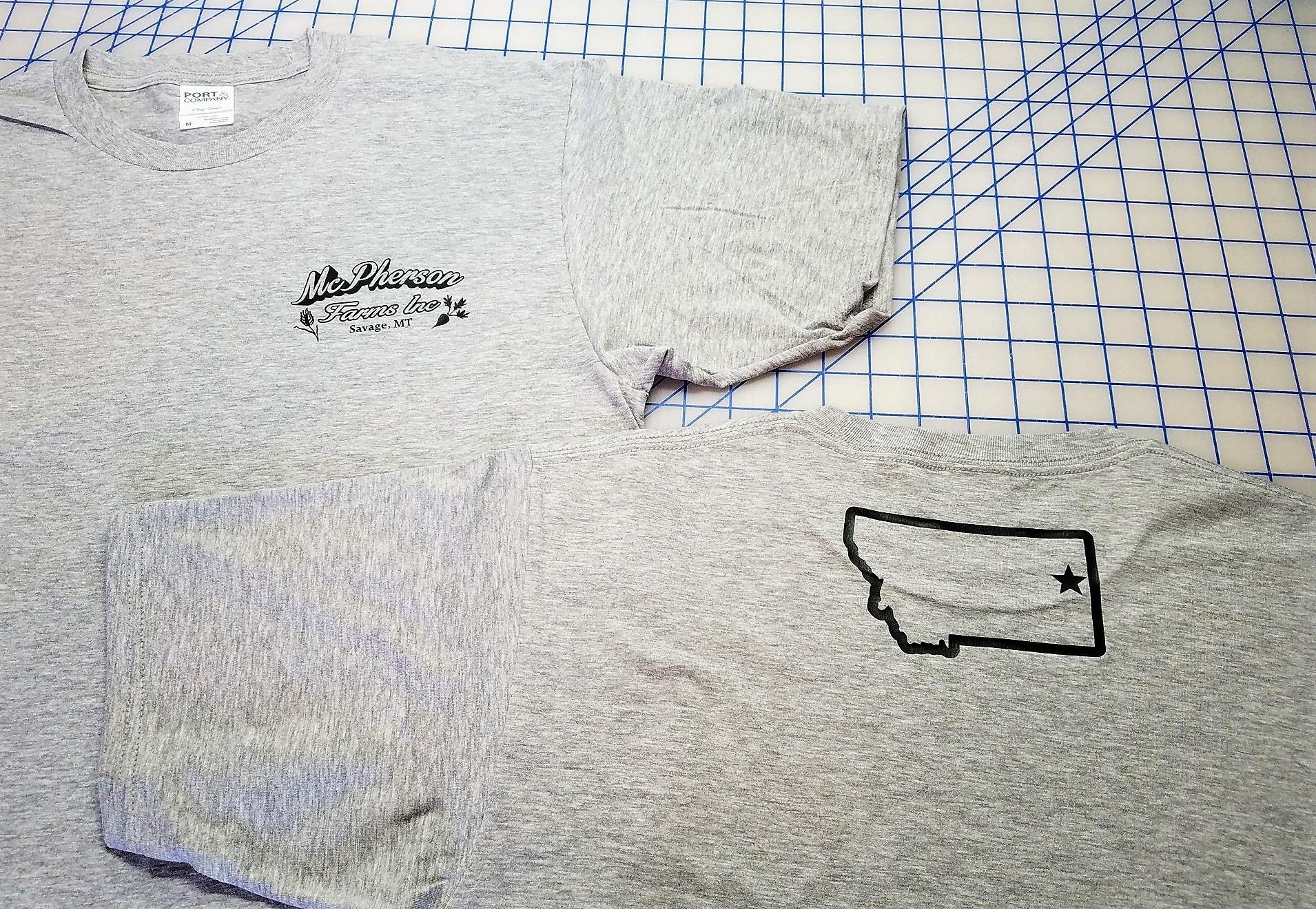 Custom Logo Farm Shirts