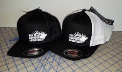 Custom Designed Logo on Hats