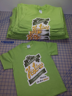 Hi Liters 4H Club Shirts