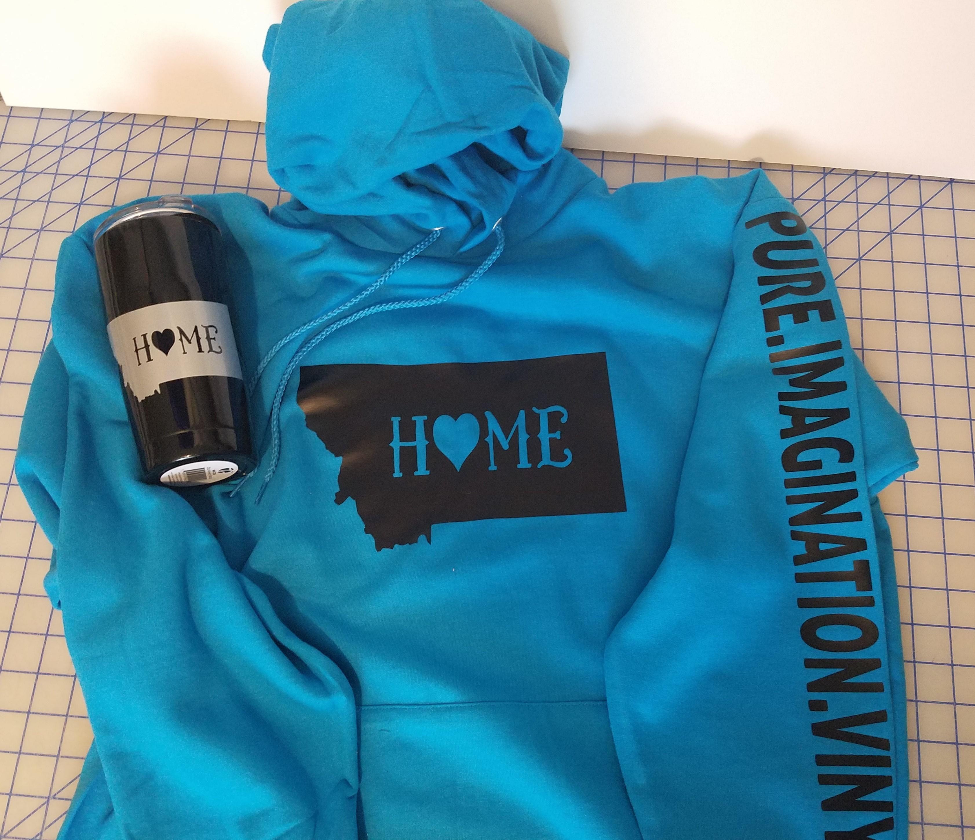 Montana Home Hoodie & Mug