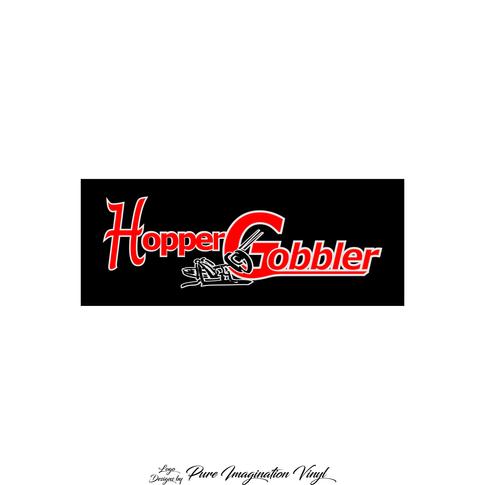 Hopper Gobbler Logo