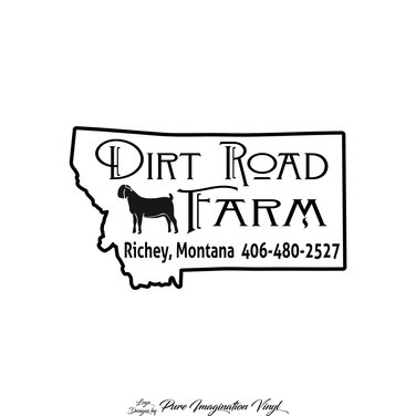 Dirt Road Farm Logo