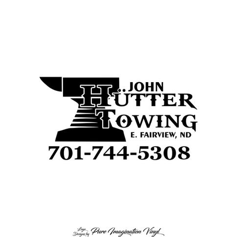 Hutter Towing Logo