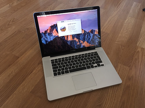 Macbook pro i7 13 pouces