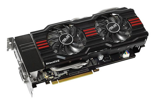 Carte graphique ASUS GeForce GTX 670 Gigabyte GeForce GTX 670 GV-N670WF2-2GD