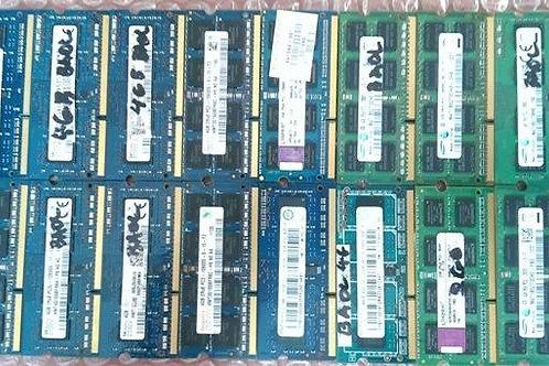 RAM DDR3, DDR2 Pour Ordinateur Portable