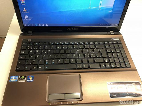 Asus X53 S i7