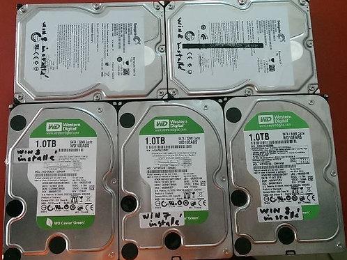 Disk dur Bureau toute les capacités 2Tb, 1.5Tb,1Tb etc..