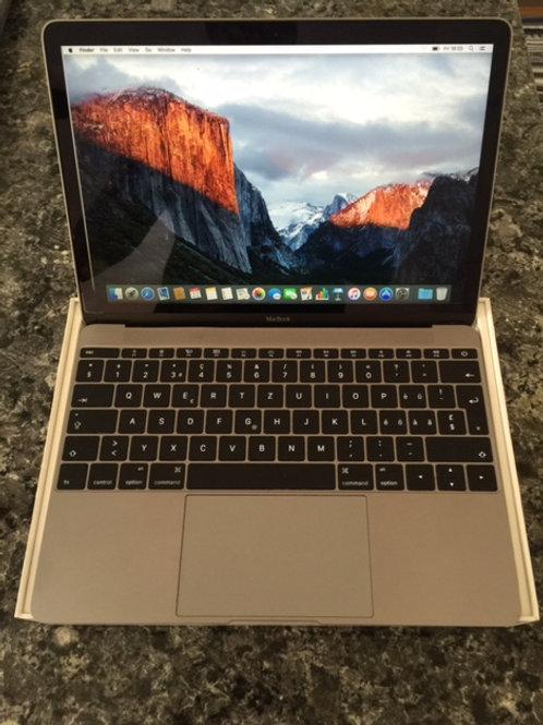 Apple Macbook 12 1 Core M5 512Go