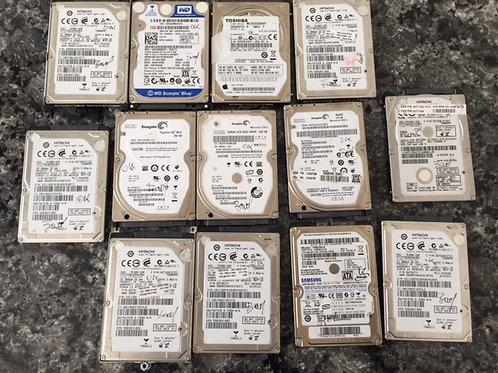 Disque Dur Ordi portable de 100Go à 2TB