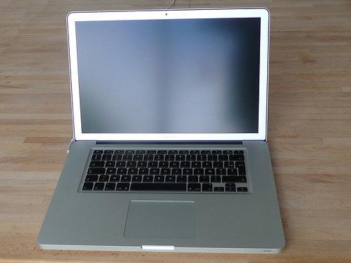 Macbook pro i7 17 pouces