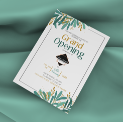 Invite for Opening Ceremony