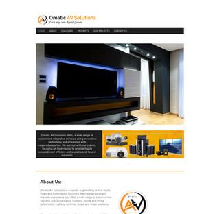 Omatic AV Solutions