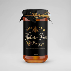 Nature Pure Honey