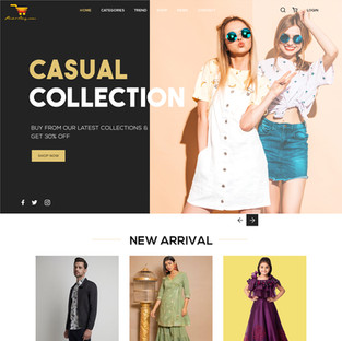 Pick & Buy Casual Fashion