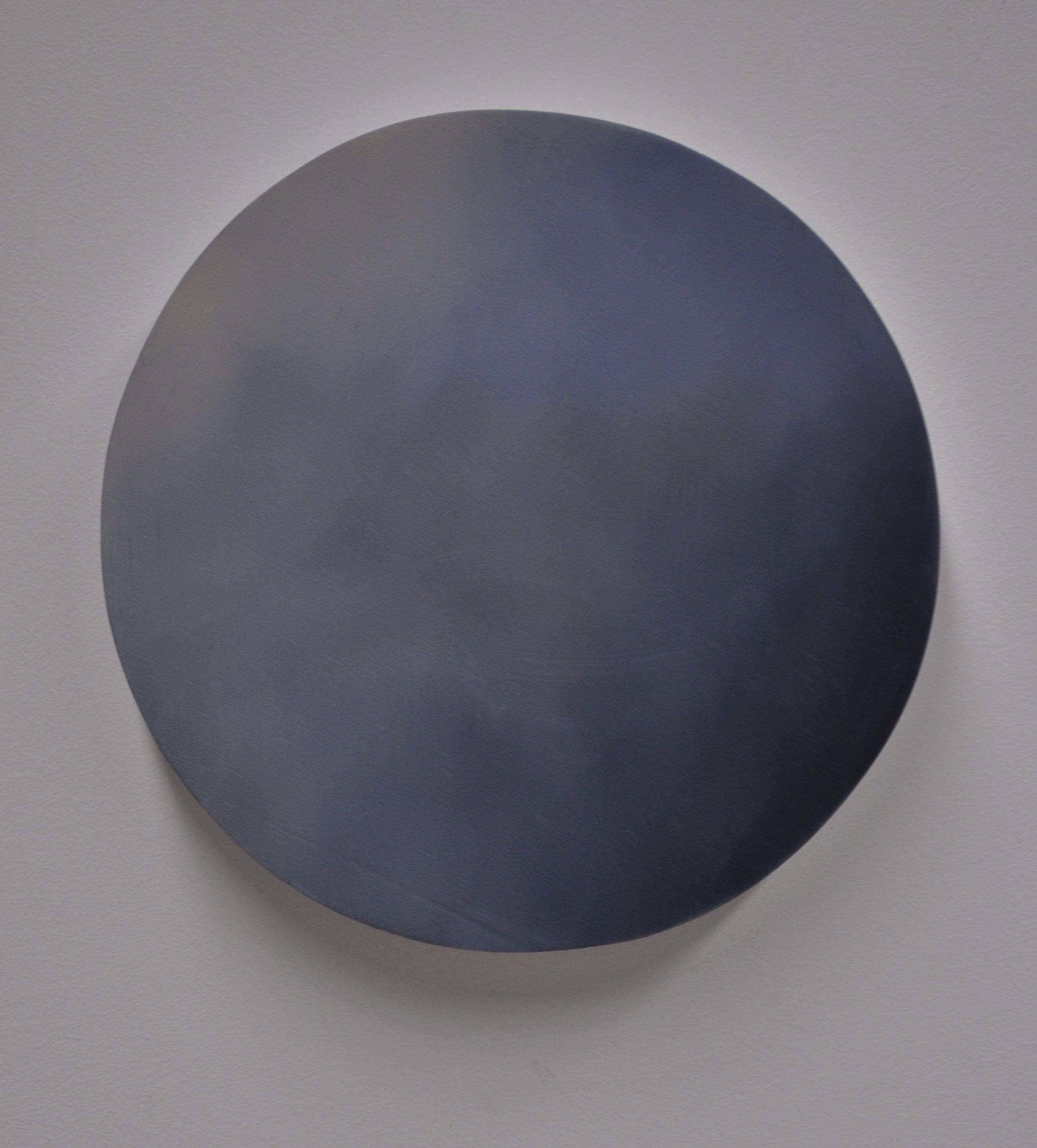 Small Dot 01 Reverie 01 20cm diameter Oil on Board 2015