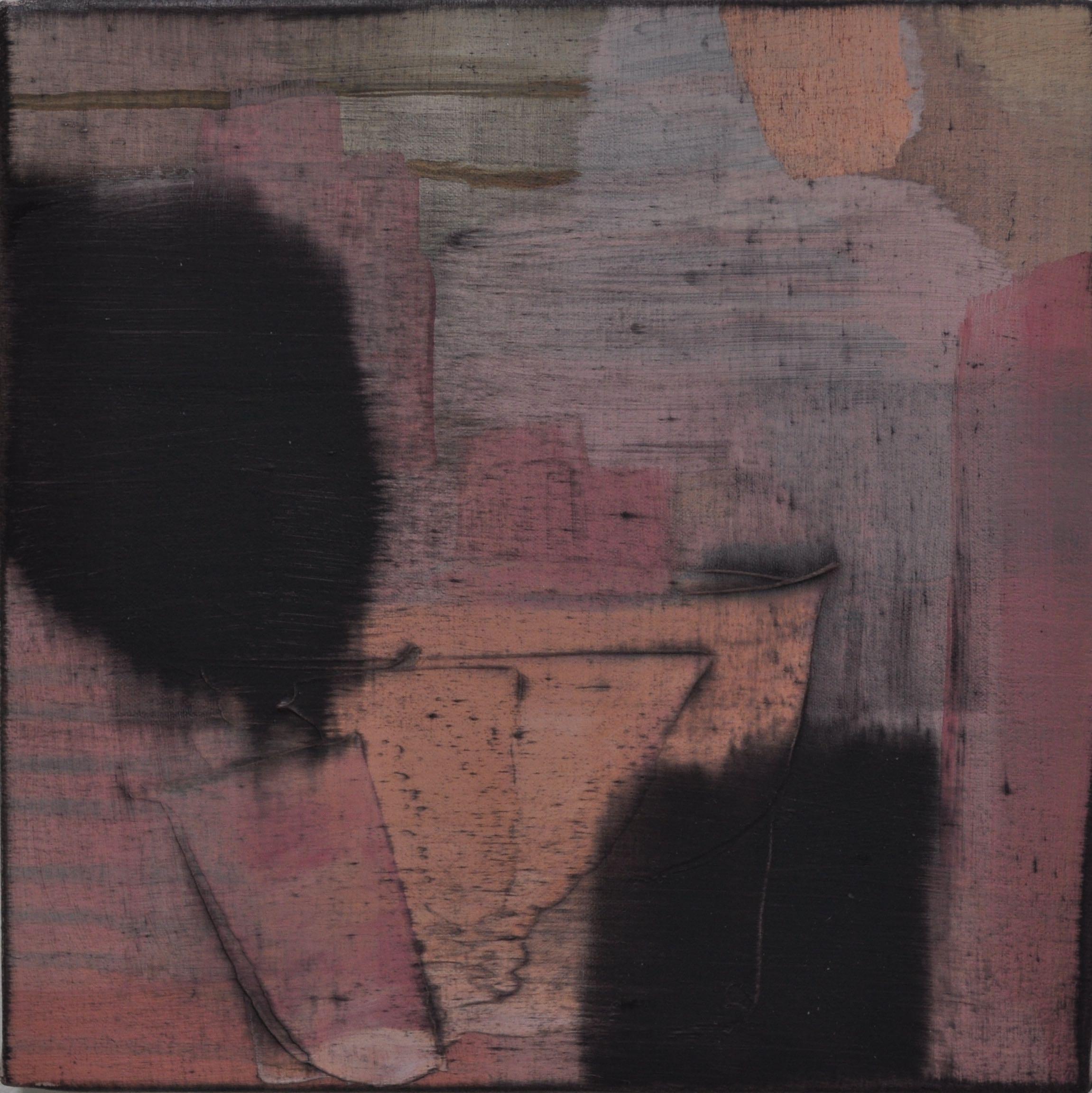 Endless Conversations 01 20x20cm Oil on Canvas 2015.jpeg