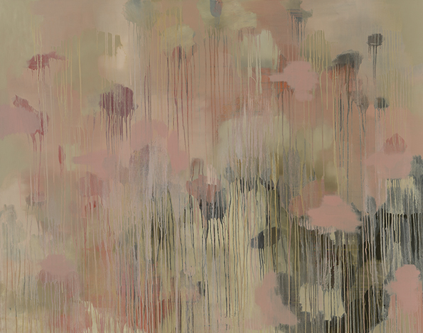 Reverie 03 120x150cm Oil on Canvas 2014