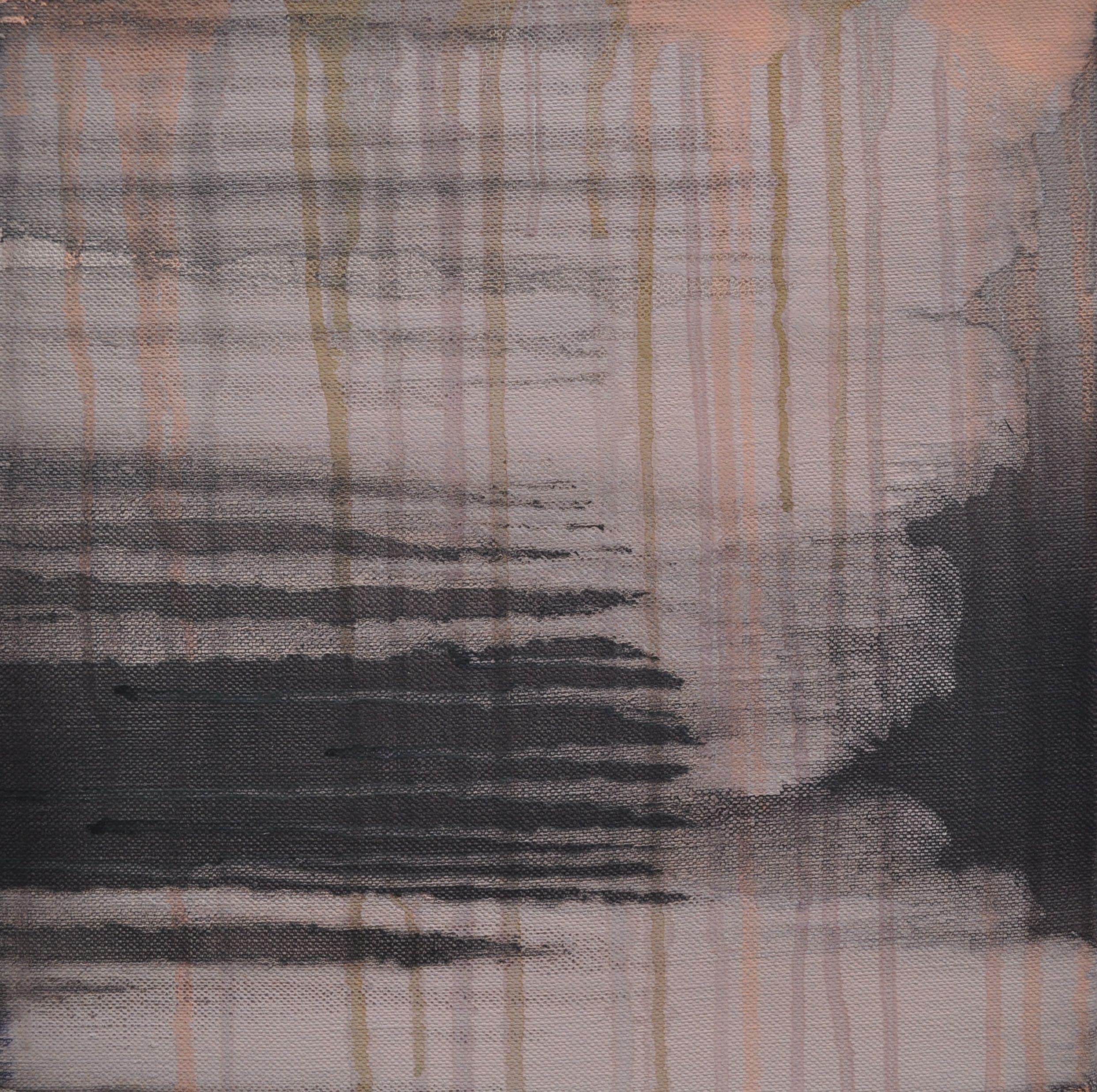 Endless Conversations 11 30x30cm Oil on Linen 2015.jpg