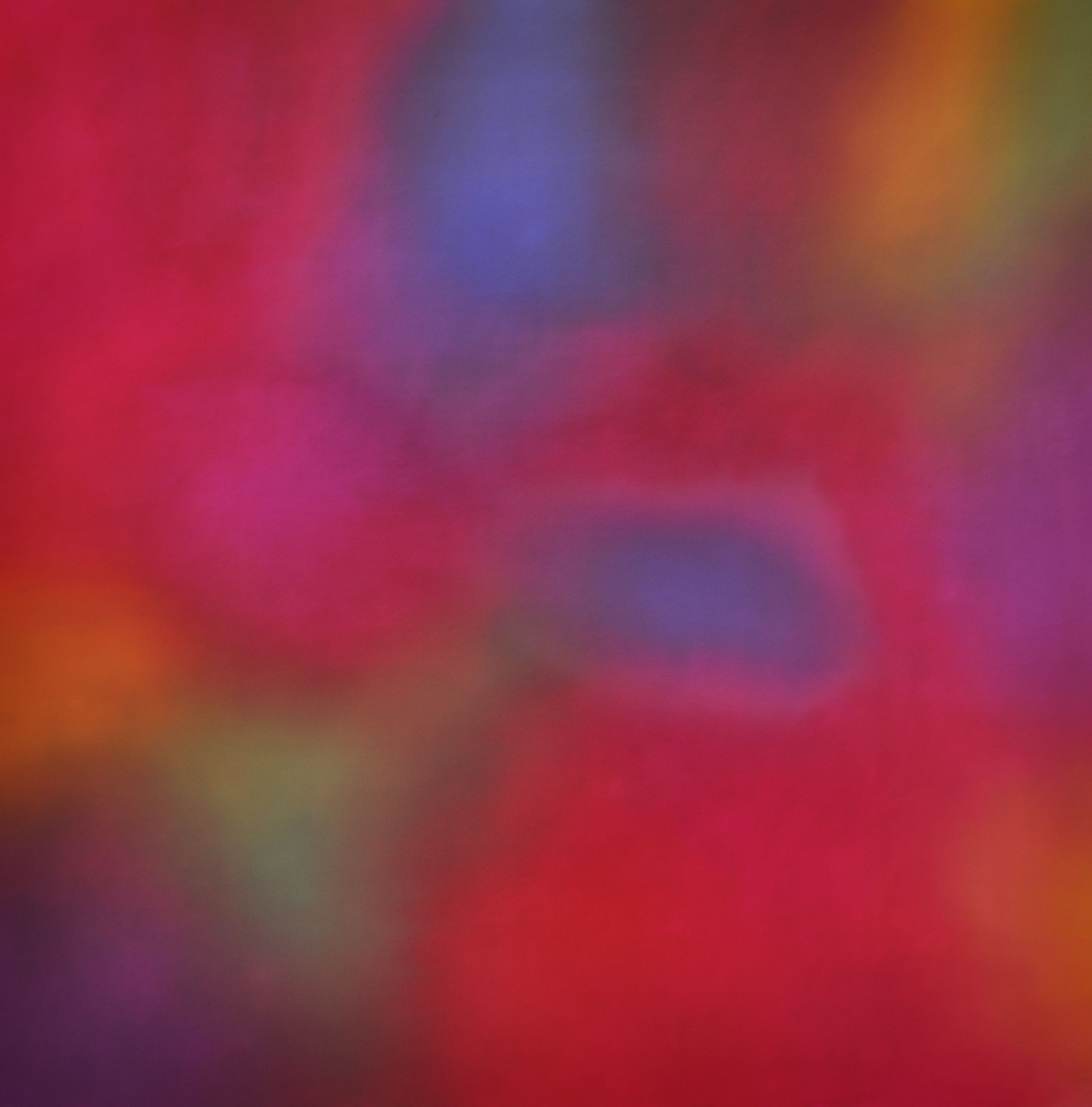Rainbow 120x120cm Oil on Linen 2008