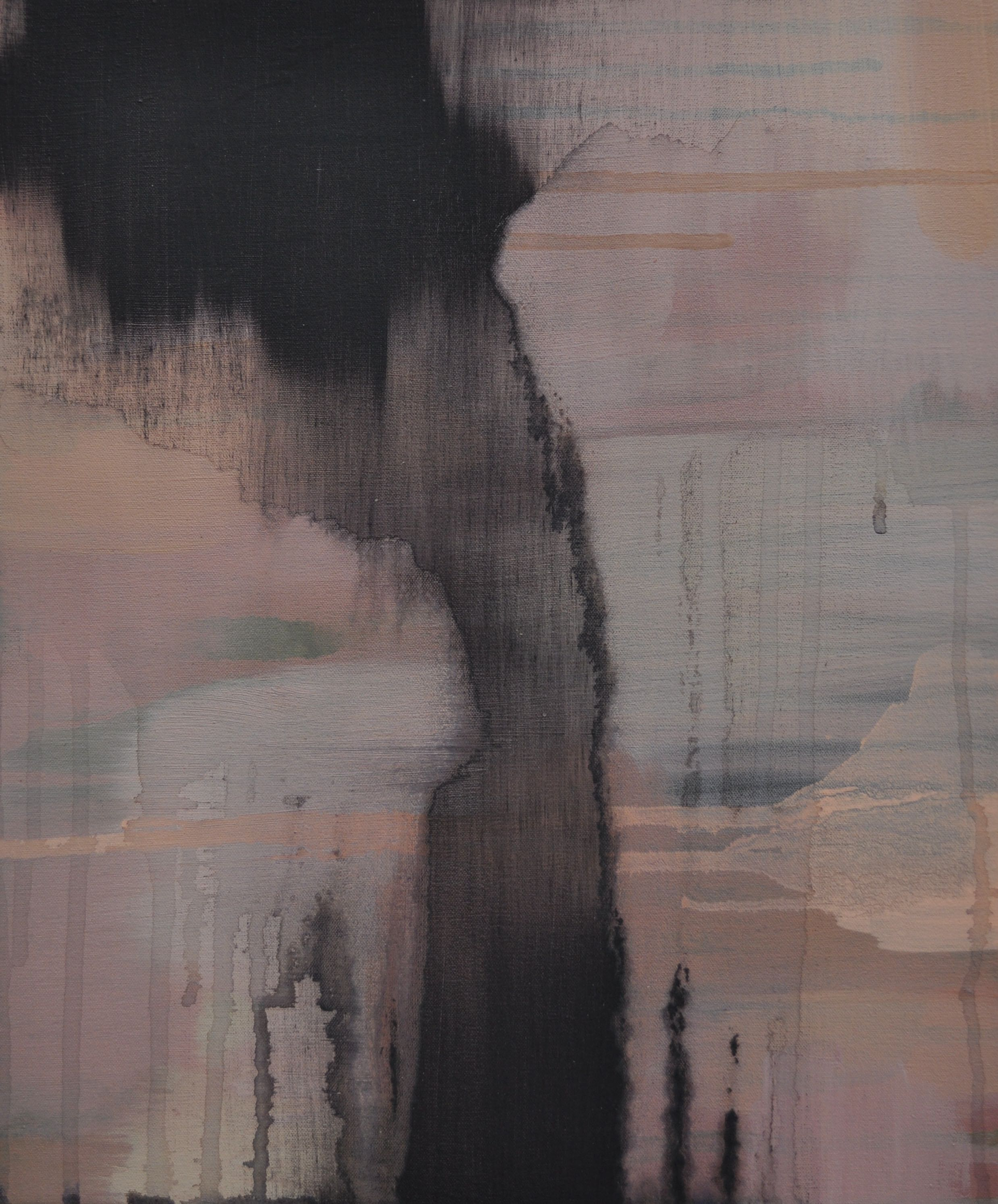 Endless Conversations 09 25x30cm Oil on Canvas 2015.jpg