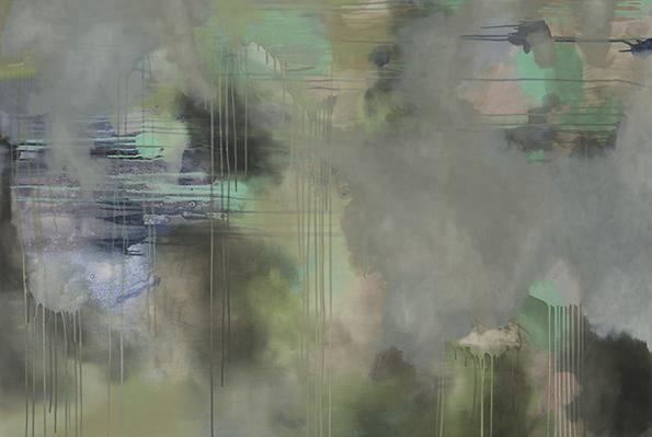 Reverie 05 90x140cm Oil on Linen 2014