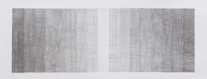 Tonal Drawing 100x70cm unframed Pencil on Paper 2008