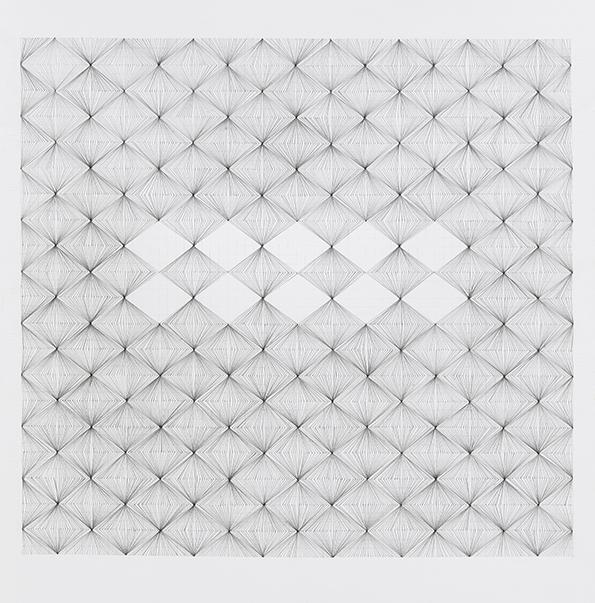 Kiss 100x70cm unframed Pencil on Paper 2008