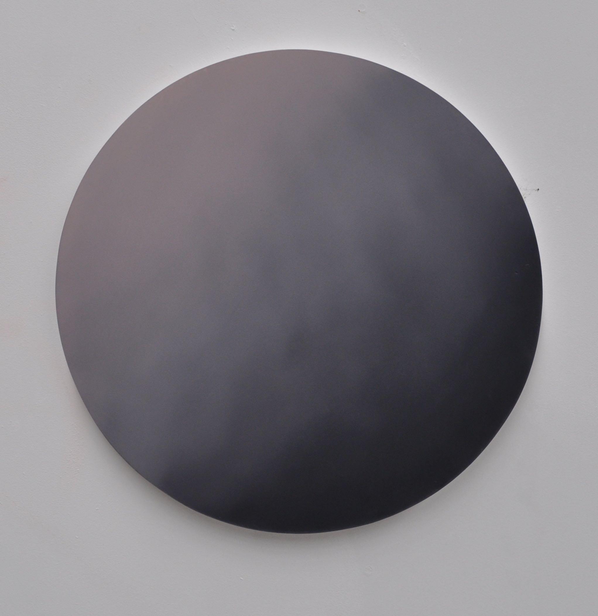 Larger Dot 01 Reverie 50cm diameter Oil on Board 2015