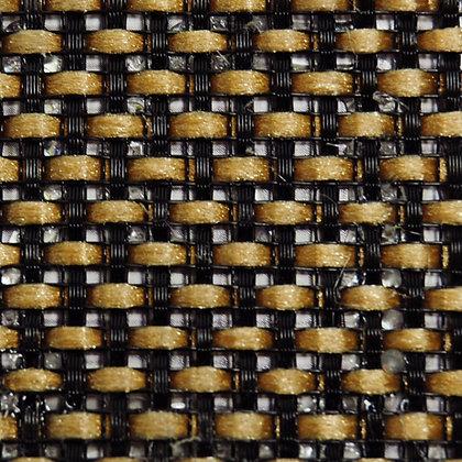 Black & tan weave