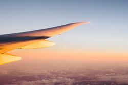 Flying Over Sydney, Australia