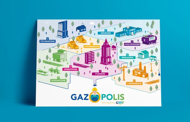 GRDF . Gazopolis