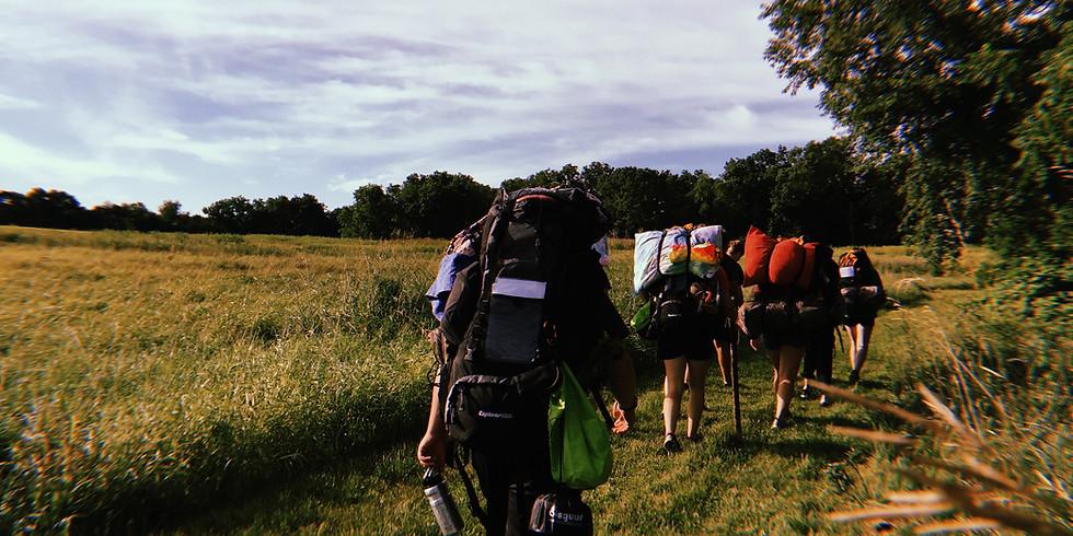 Exploring Hidden Treasures Junior Naturalist Camp