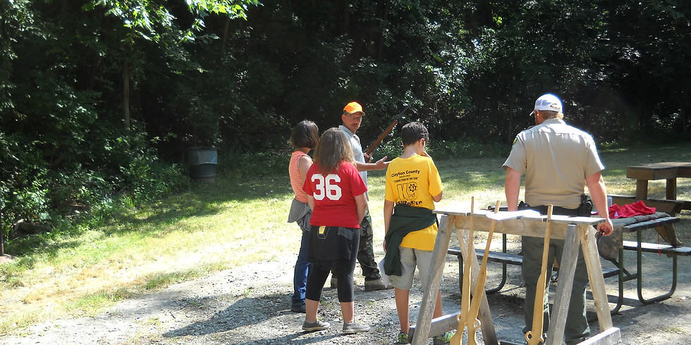 Hunter Education Course Field Day