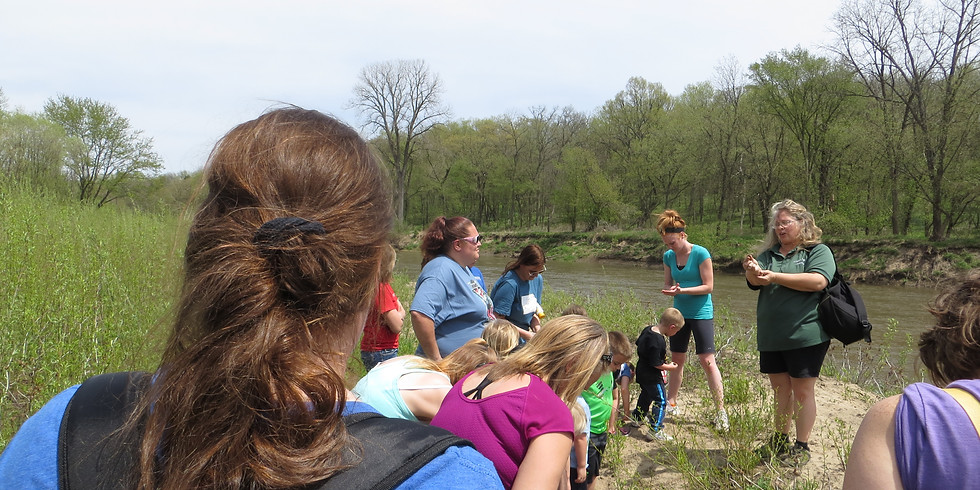 EVENT FULL Budding Naturalist - Ages 6-10