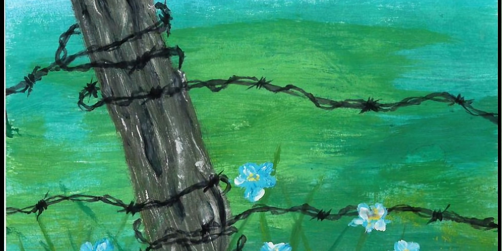 """Nature All Around Us Art Series """"Painting with Abbey"""""""