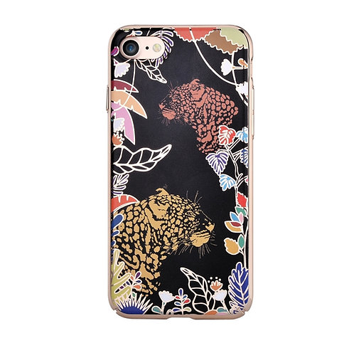 Devia Apple iPhone 7 & 8 Luxy Case (leopard)