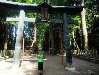 田村神社へお出かけ✨