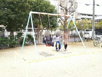 公園びより☀️