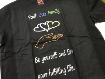 Tシャツ完成しました