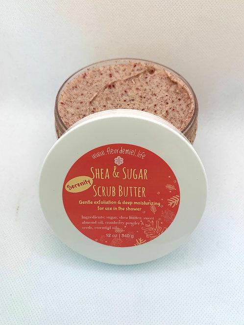 Shea & Sugar Scrub Butter