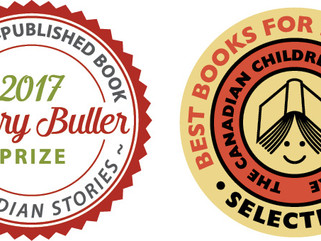 The 2017 Harry Buller Prize and Best Books for Kids & Teens