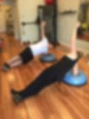 Club Vital Fitness partner training