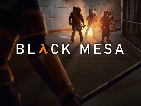 Black Mesa (Half-Life Remake) İncelemesi