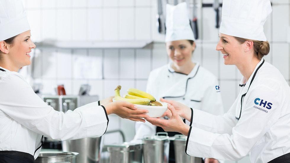 Comedores de Hospitalidad y Servicio