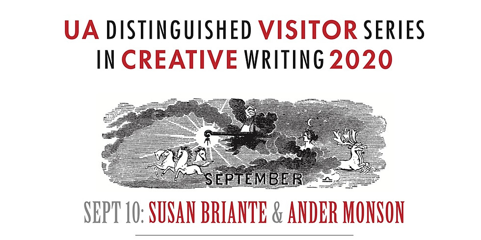 UA Distinguished Visitor Series in Creative Writing