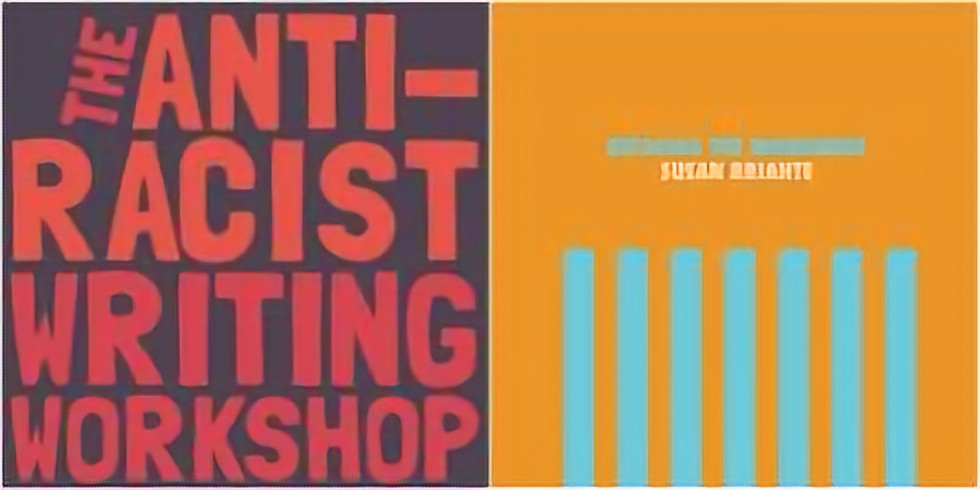 """Felicia Rose Chavez (""""The Anti-Racist Writing Workshop"""") & Susan Briante (""""Defacing the Monument"""") In Conversation"""