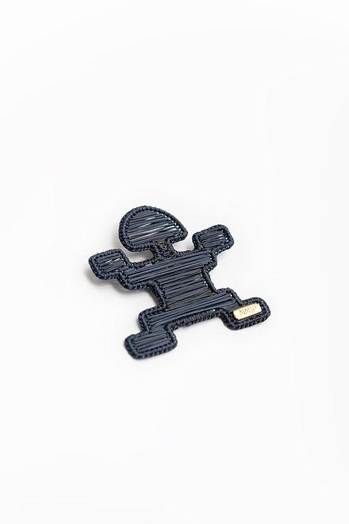 Shaman pin
